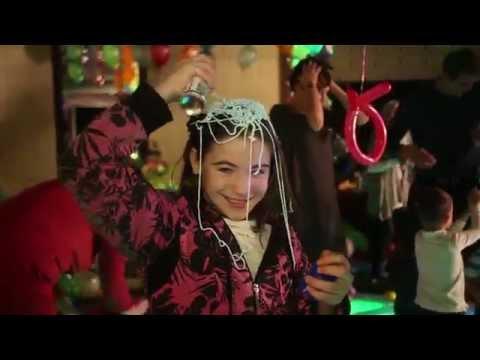 Детский день рождения в Чалин-Холле. Видео-нарезка с детского праздника.
