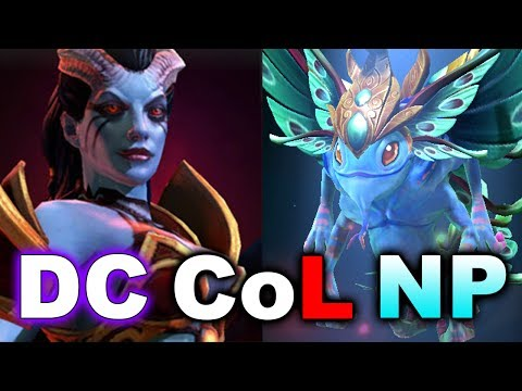 DC vs CompLexity vs NP - TI7 NA Qualifiers DOTA 2