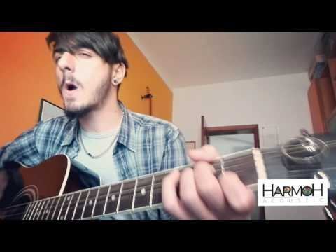 Moby - Natural Blues (Harmoh Acoustic Cover)
