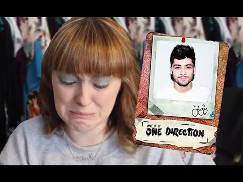 One Direction Zayn Malik Makeup Palette Look Tutorial | Clisare video