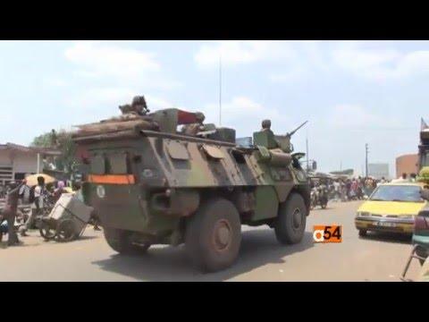 Central African Republic Politics
