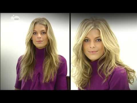 Ellen Petri (Miss België 2004) bij RDL [HD]