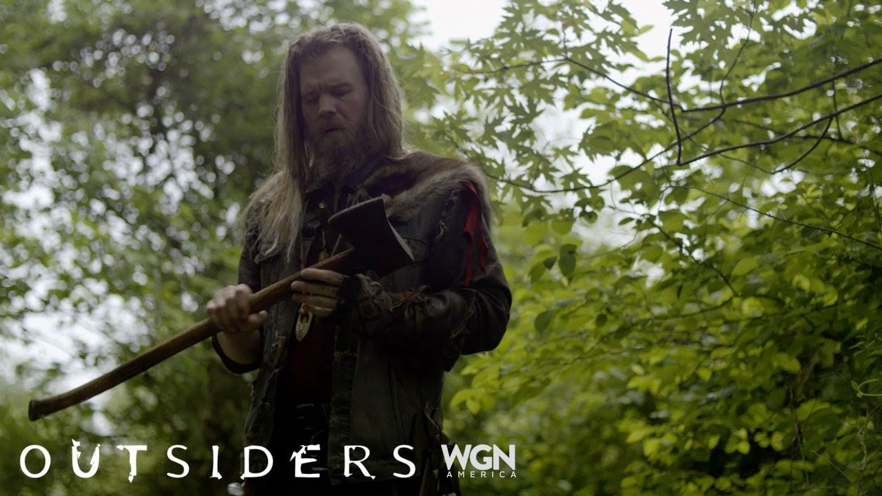 Outsiders 2x05 V.O.S.E. Disponible