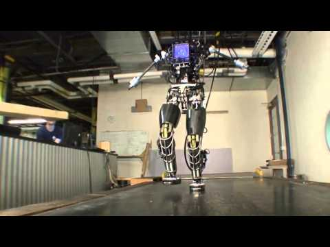 Robot Atlas de Boston Dynamics