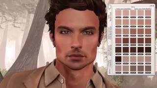 Catwa Justin Basic Male Mesh Head in Second Life