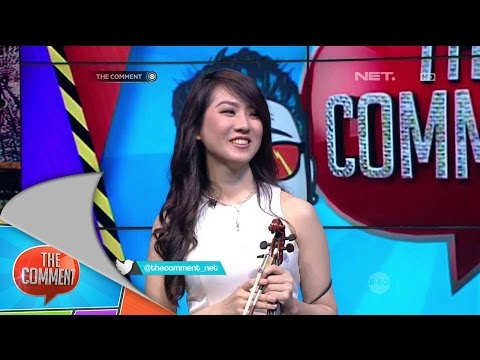 Music Battle Saxophone Omdo Vs Biola Kezia Amalia