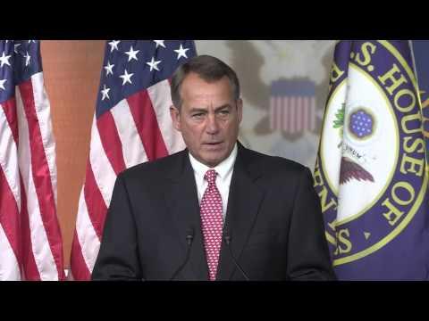 Boehner on Rosa Parks Statue: