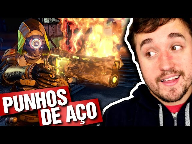 BOXEADOR DO FPS! - Destiny (PS4)
