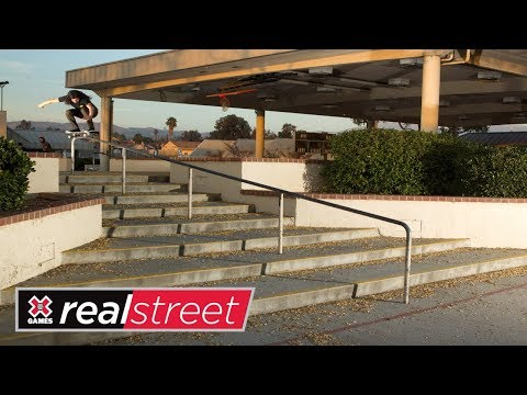 Cole Wilson: Real Street 2018 | World of X Games