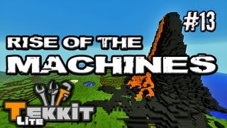 Tekkit: Lite #13 |Rise of the Machines|Parts for the Coil (Minecraft)