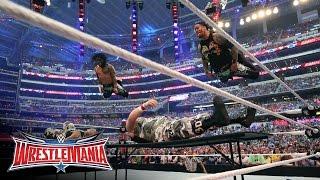 The Usos vs. The Dudley Boyz: WrestleMania 32 Kickoff