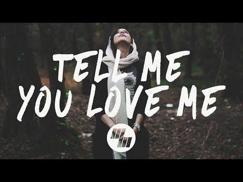 Demi Lovato - Tell Me You Love Me (Lyrics / Lyric Video) NOTD Remix