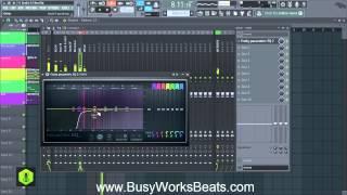 FL Studio 12 Trap Beat Tutorial | Part 5 Mixing