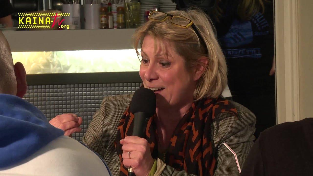 France JAMET, candidate à la Mairie de Montpellier