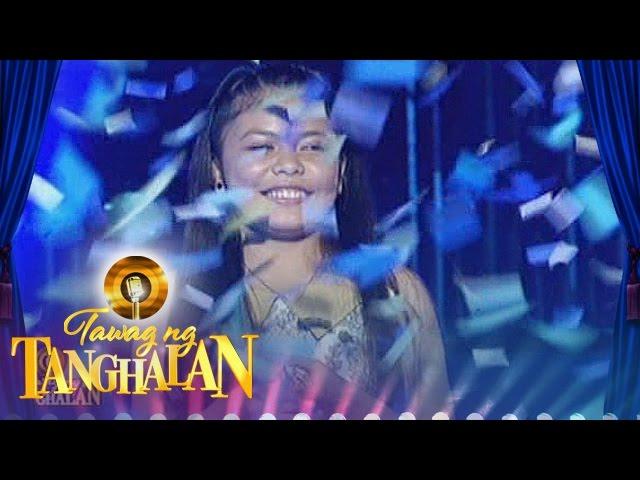 Tawag ng Tanghalan: Claire Anne Yongco is still the champion of Tawag ng Tanghalan!