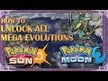 How To Get All Mega Stones In Pokemon Sun & Moon thumbnail