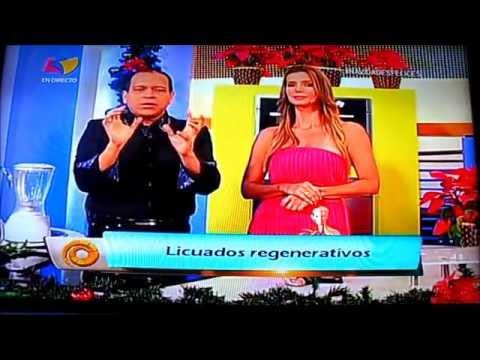 MEDICINA REGENERATIVA DR CAROS ALVAREZ 1ER PROGRAMA DE TVES EN LA MAÑANA