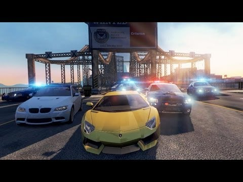 Need For Speed Most Wanted 2012 Episode 50 Multiplayer Open Lobby Craziness