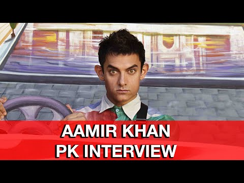 Aamir Khan PK Interview