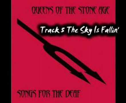 Queens Of The Stone Age - The Sky Is Falling
