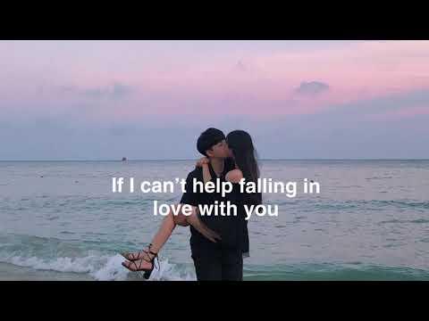 Kina Grannis - Can't Help Falling In Love (Lyrics) 🥀
