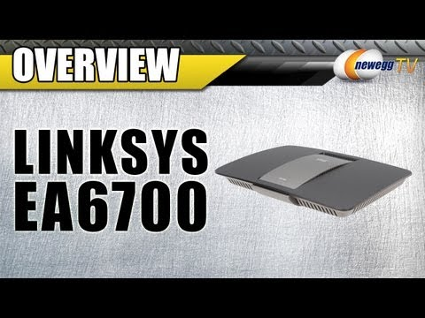 Linksys EA6700 Wireless Router Overview - Newegg TV