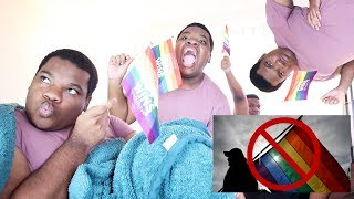 PART 4: REACTING TO ANTI-GAY COMMERCIALS BECAUSE I