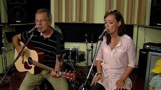Farkasházi Réka és Huzella Péter (stúdió, próba)
