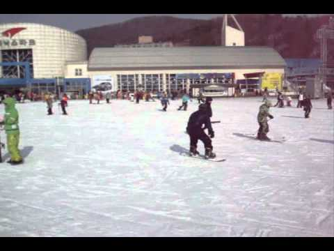 Phoenix Park Ski & Resort Gangwon-do