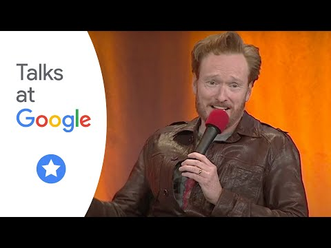 @Google & YouTube present A Conversation with Conan O\Brien