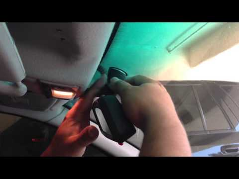 HOW TO Remove Rear View Mirror 97-03 BMW 5-SERIES E39 528I 540I M5