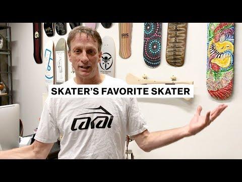Skater's Favorite Skater: Tony Hawk