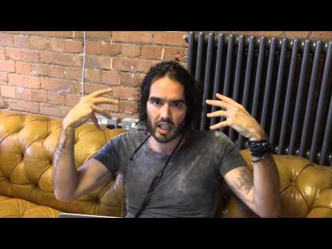 Why Cameron's Scared Of Scottish Divorce: Russell Brand The Trews (E147)