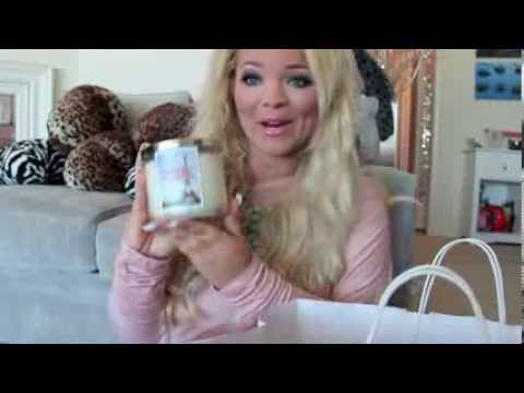 Bath And Body Works Spring Haul 2014 video