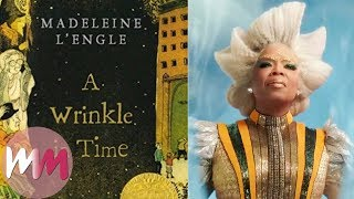 Top 10 Differences Between A Wrinkle in Time Book & Movie