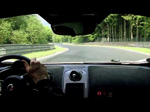 MP4-12C: The Nordschleife Test