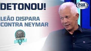 """""""Neymar não tem hierarquia, impossível dirigir ele"""": Leão dispara contra o atacante"""