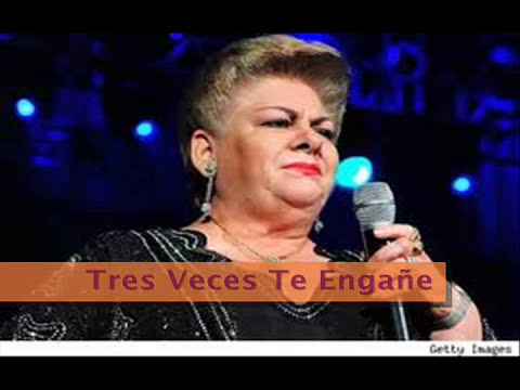 ToP 5 , Mejores Canciones De Paquita La Del Barrio, (Hasta Ahora).