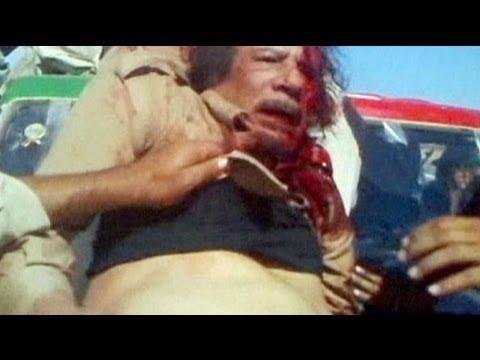 Des Crimes De Guerre Contre Les Partisans De Kadhafi