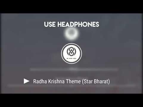 8D audio |Radha Krishna Theme| Star Bharat|Hotstar| Music vevo| 7d music|
