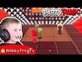 Party Panic PC Gaming Multiplayer HobbyFrogTV