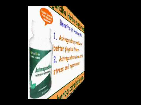 7 Benifits of Ashvagandha Natural Herbal Supplement.wmv