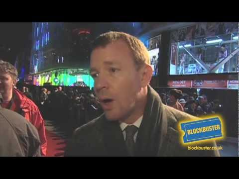 Sherlock Holmes: A Game Of Shadows Premiere Interviews