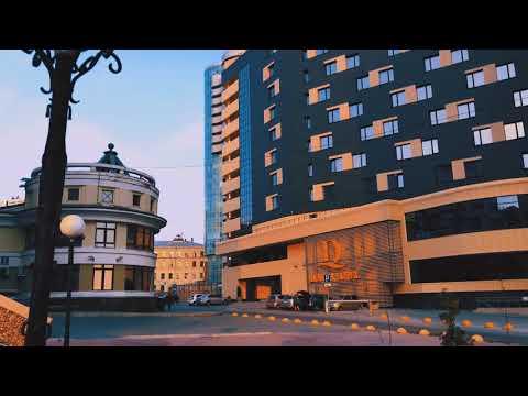 Evening in Novosibirsk, Siberia - 4K (iPhone 7)