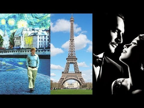 Paris in the Movies - The Artist, Hugo, Midnight in Paris, Intouchables : Beyond The Trailer