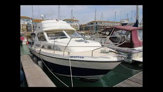 1989 Princess 30DS Flybridge - GBP 22,000