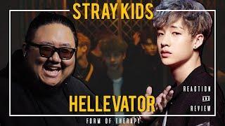 "download lagu Producer Reacts To Stray Kids ""hellevator"" gratis"