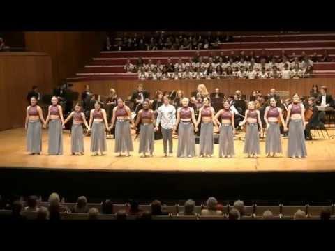 Elevation Studios accompanied by MSLMYSO at Sydney Opera House, 2015