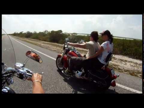 HarleyDavidson Motorcycle Ride,Key Largo to Key West, by GnarlyDavidsonNYC