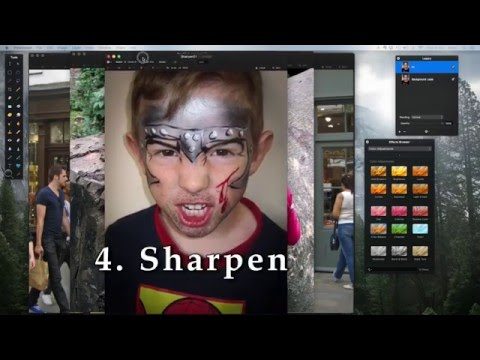 Pixelmator: 5 Essential Photo Editing Techniques - a Beginner Tutorial